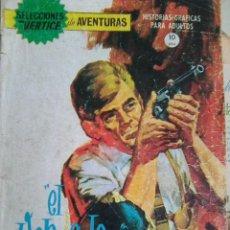 Cómics: SELECCIONES VERTICE DE AVENTURAS Nº 18 - EL VENGADOR (VERTICE, 1966) - GRAPA. Lote 184184963