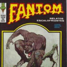 Cómics: FANTOM Nº 28 . VERTICE . VOLUMEN 1. MUY BUEN ESTADO. Lote 184199566