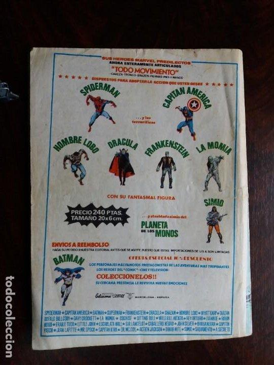 Cómics: PATRULLA X. V.3-Nº 3. EDICIONES VERTICE. 1974. - Foto 2 - 184335825