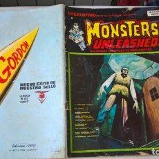 Cómics: COMIC: ESCALOFRIO Nº 12- DRACULA LIVES! Nº 4 - HISTORIAS GRAFICAS DE MEDIANOCHE. Lote 184347128