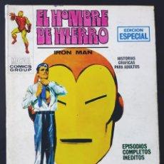 Cómics: BUEN ESTADO EL HOMBRE DE HIERRO 12 VERTICE TACO VOL I. Lote 184367890