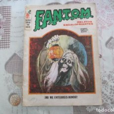 Cómics: FANTOM Nº 1. Lote 184368532