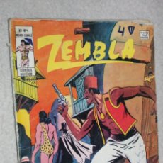 Cómics: ZEMBLA V.1, Nº 04 (BUSCADO). Lote 184423603