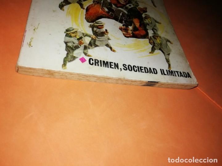 Cómics: SPIDER. EL HOMBRE ARAÑA. EXTRA. Nº 18. CRIMEN, SOCIEDAD LIMITADA. VERTICE 1968 .TACO. DIFICIL. - Foto 5 - 184451847
