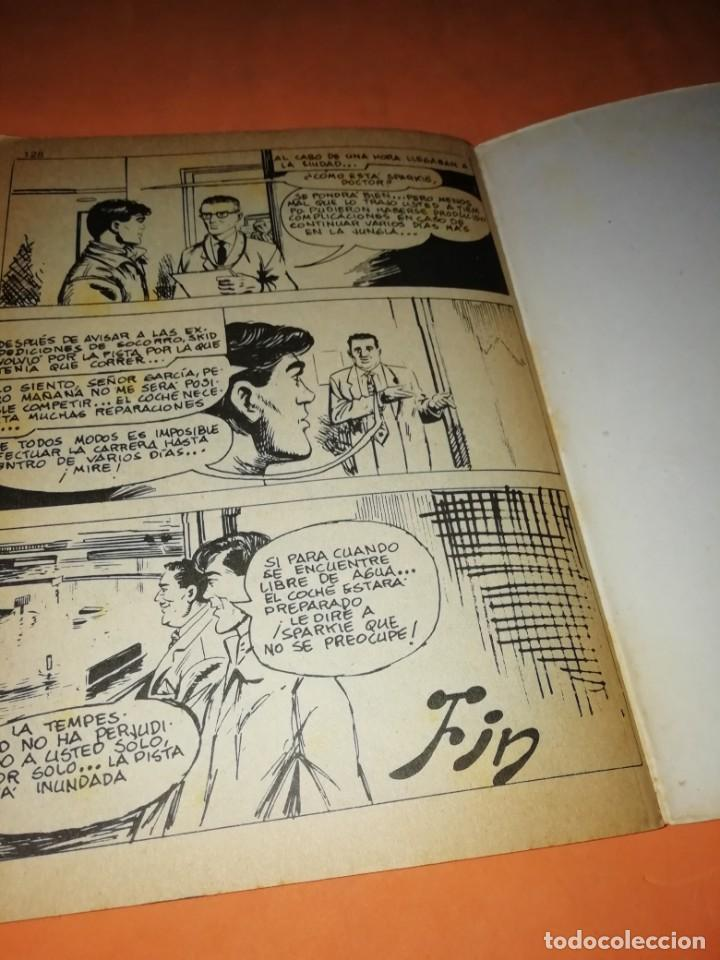 Cómics: SPIDER. EL HOMBRE ARAÑA. EXTRA. Nº 18. CRIMEN, SOCIEDAD LIMITADA. VERTICE 1968 .TACO. DIFICIL. - Foto 8 - 184451847