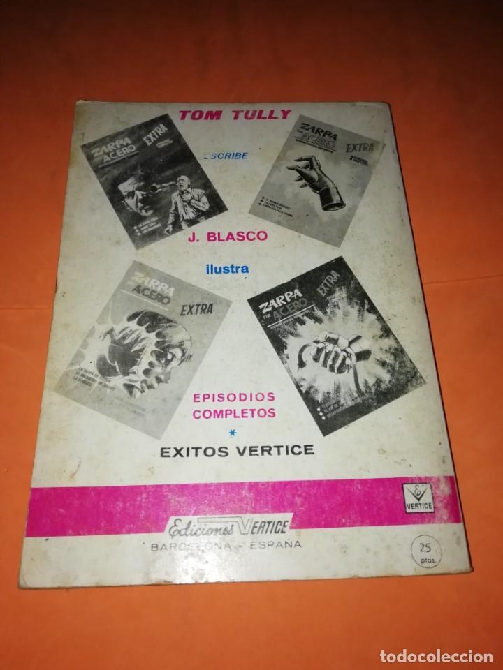 Cómics: SPIDER. EL HOMBRE ARAÑA. EXTRA. Nº 18. CRIMEN, SOCIEDAD LIMITADA. VERTICE 1968 .TACO. DIFICIL. - Foto 2 - 184451847