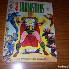 Cómics: LOS 4 FANTASTICOS V.2 Nº 17 EDITA VERTICE . Lote 184473493