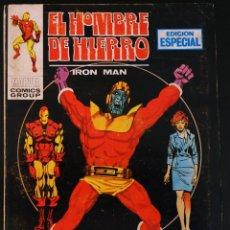 Cómics: BUEN ESTADO EL HOMBRE DE HIERRO 5 VERTICE TACO VOL I. Lote 184512036