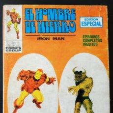 Cómics: BUEN ESTADO EL HOMBRE DE HIERRO 10 VERTICE TACO VOL I. Lote 184512101