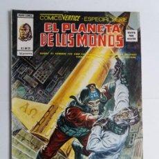 Cómics: EL PLANETA DE LOS MONOS. V.2-Nº 28. EDICIONES VERTICE. 1979.. Lote 184574025