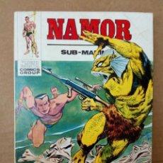 Cómics: NAMOR VOL. 1 Nº 29. EL TRUENO SOBRE LOS MARES. Lote 184763458