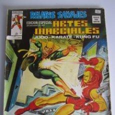 Cómics: RELATOS SALVAJES (1975, VERTICE) -ARTES MARCIALES- 21 · XI-1976 · RELATOS SALVAJES. Lote 184789533