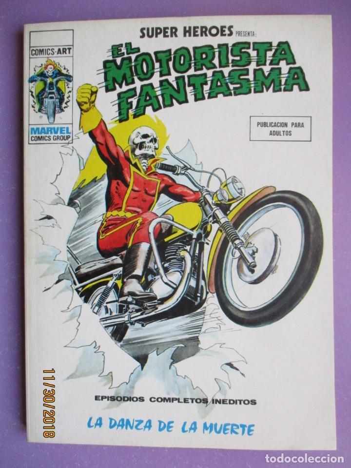 SUPER HEROES Nº 8 VERTICE TACO ¡¡¡¡¡¡ EXCELENTE ESTADO !!!!!!!!! LOMO BLANQUITO (Tebeos y Comics - Vértice - V.1)