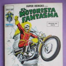 Cómics: SUPER HEROES Nº 8 VERTICE TACO ¡¡¡¡¡¡ EXCELENTE ESTADO !!!!!!!!! LOMO BLANQUITO. Lote 184807295