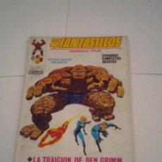 Cómics: LOS 4 FANTASTICOS - VERTICE - VOLUMEN 1 - NUMERO 34 - BUEN ESTADO ALTO - CJ 113 - GORBAUD. Lote 184827572