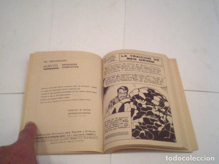 Cómics: LOS 4 FANTASTICOS - VERTICE - VOLUMEN 1 - NUMERO 34 - BUEN ESTADO ALTO - CJ 113 - GORBAUD - Foto 3 - 184827572