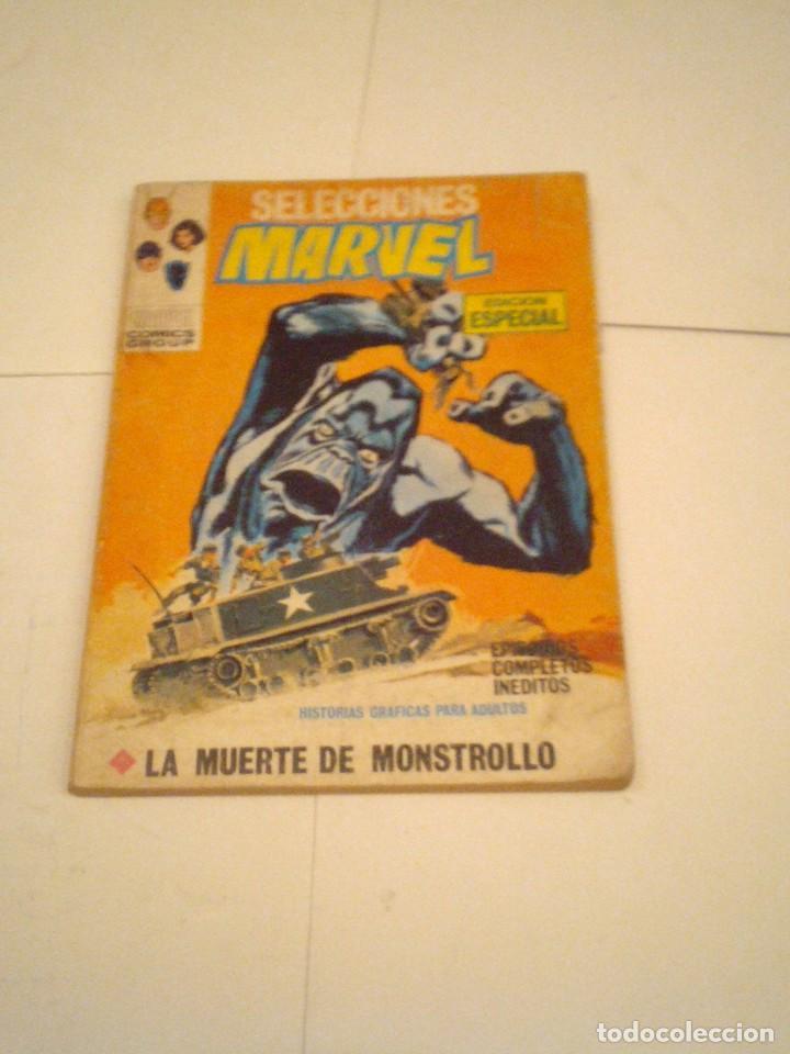 SELECCIONES MARVEL- VERTICE - VOLUMEN 1 - NUMERO 13 - BUEN ESTADO - CJ 113 - GORBAUD (Tebeos y Comics - Vértice - Fleetway)