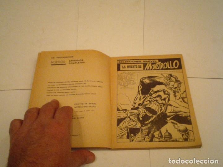 Cómics: SELECCIONES MARVEL- VERTICE - VOLUMEN 1 - NUMERO 13 - BUEN ESTADO - CJ 113 - GORBAUD - Foto 3 - 184828565
