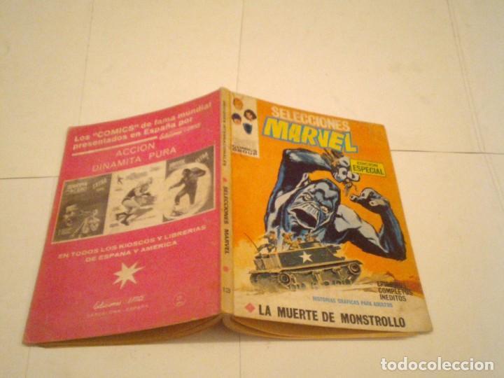 Cómics: SELECCIONES MARVEL- VERTICE - VOLUMEN 1 - NUMERO 13 - BUEN ESTADO - CJ 113 - GORBAUD - Foto 7 - 184828565