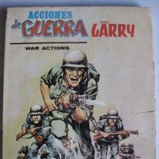 Cómics: ACCIONES DE GUERRA CON GARRY - Nº4 VERTICE. Lote 184836435
