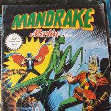 Cómics: TEBEOS-CÓMICS CANDY - MANDRAKE 3 - VÉRTICE - AA98. Lote 184844788