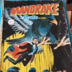 Cómics: TEBEOS-CÓMICS CANDY - MANDRAKE 8 - VÉRTICE - AA98. Lote 184845065