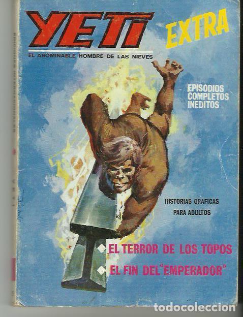 YETI Nº 5 TACO VERTICE (Tebeos y Comics - Vértice - V.1)