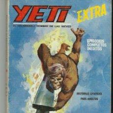 Cómics: YETI Nº 5 TACO VERTICE. Lote 184868816