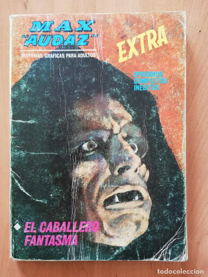 MAX AUDAZ Nº 8 TACO VERTICE (Tebeos y Comics - Vértice - V.1)