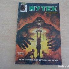 Cómics: MYTEK EL PODEREOSO NÚM. 1 PRIMERA EDICIÓN MUNDI COMIC VERTICE. Lote 184873805