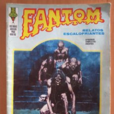 Cómics: FANTOM Nº 21 VERTICE. Lote 184877236