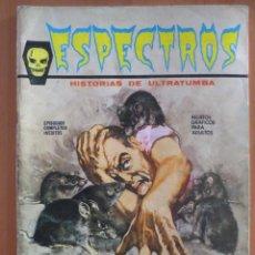 Cómics: ESPECTROS Nº 5 VERTICE. Lote 184878065