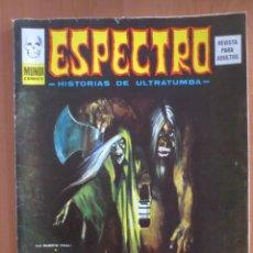 Cómics: ESPECTRO Nº 36 VERTICE. Lote 184878566