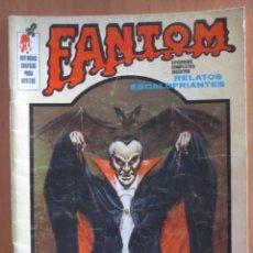 Cómics: FANTOM Nº 3 VERTICE. Lote 184878926