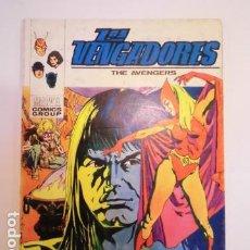 Cómics: LOS VENGADORES - NUM 34 – LA BRUJA Y EL GUERRERO - VERTICE - FORMATO TACO - MBE. Lote 184880433