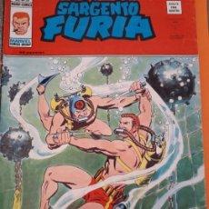 Cómics: SARGENTO FURIA N-30. Lote 184920932