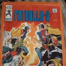 Cómics: PATRULLA X N-22. Lote 211525345