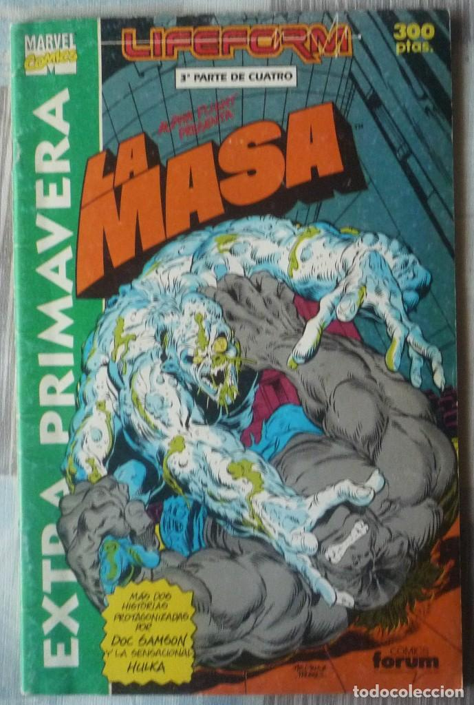 LA MASA EXTRA DE PRIMAVERA (Tebeos y Comics - Vértice - La Masa)