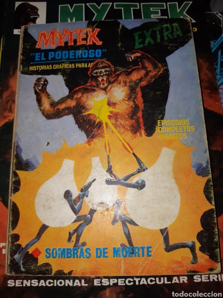 TEBEOS-CÓMICS CANDY - MYTEK 13 - TACO - VERTICE - AA98 (Tebeos y Comics - Vértice - Otros)