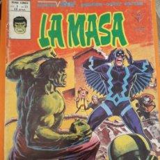 Cómics: LA MASA N-37. Lote 185189962