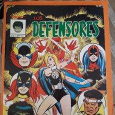 Comics: LOS DEFENSORES N-2. Lote 185197450