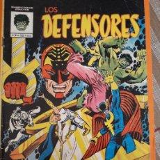 Cómics: LOS DEFENSORES N-4. Lote 185200093