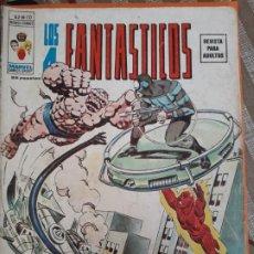 Cómics: LOS 4 FANTASTICOS VOL.2 N-10. Lote 185210078
