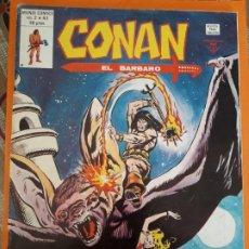 Cómics: CONAN N43 ULTIMO NUMERO. Lote 185213343
