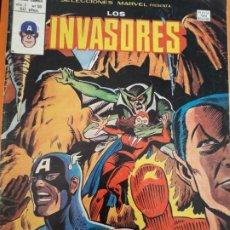 Cómics: LOS INVASORES N-50. Lote 185227437
