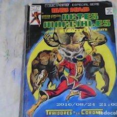 Cómics: COMICS DE ARTES MARCIALES DE MUNDI COMICS VOL.1 Nº 52. Lote 185721582
