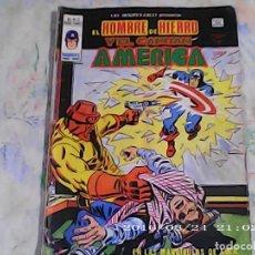 Cómics: COMICS DE CAPITAN AMERICA DE MARVEL VOL. 1 Nº 17. Lote 185722103