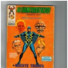 Comics : LOS 4 FANTÁSTICOS Nº 29. VERTICE. TACO.. Lote 185735313