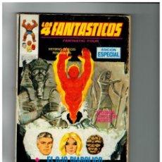 Comics : LOS 4 FANTÁSTICOS Nº 26. VERTICE. TACO.. Lote 185735413