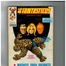 Comics : LOS 4 FANTÁSTICOS Nº 21. VERTICE. TACO.. Lote 185735678